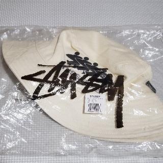 STUSSY - CDG X STUSSY Bucket Hat