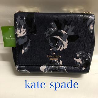 ケイトスペードニューヨーク(kate spade new york)の♡新品未使用(タグ付き) ♡ケイトスペード  フラワーモチーフ ショルダーバック(ショルダーバッグ)