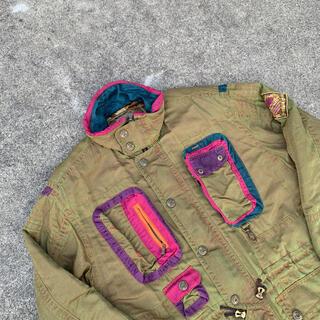 ザノースフェイス(THE NORTH FACE)のVintage Winter Jacket by GOLDWIN 確認用(ダウンコート)