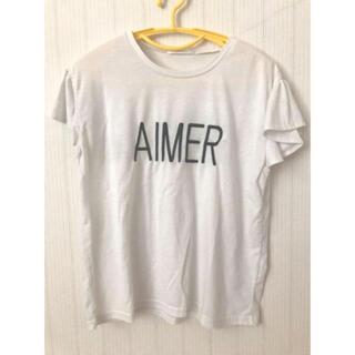 レトロガール(RETRO GIRL)のフリルスリーブTシャツ(Tシャツ(半袖/袖なし))