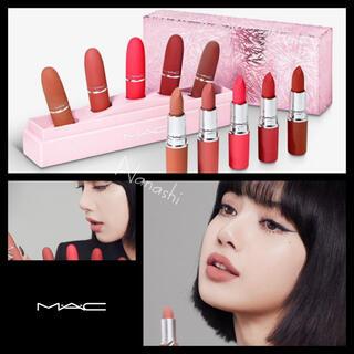 MAC - MAC powder kiss lip kit