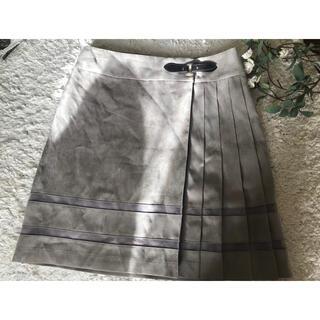 UNTITLED - ♡UNTITLED スエード調 スカート♡