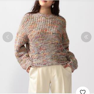 エストネーション(ESTNATION)の美品 ESTNATION セーター(ニット/セーター)