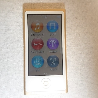 Apple - iPod nano 16GB Gold 第七世代