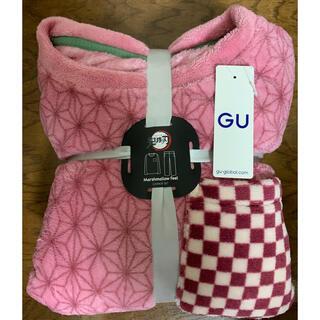 GU - GU 鬼滅の刃 パジャマ ルームウェア ねずこ M