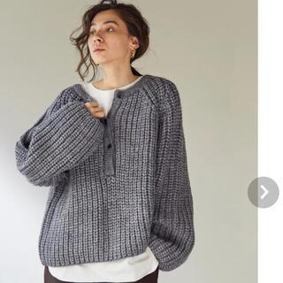 GALLARDA GALANTE - 美品 GALLARDAGALANTE NAVY  セーター