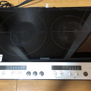 アイリスオーヤマ(アイリスオーヤマ)のアイリスオーヤマ IH ヒーター(調理機器)
