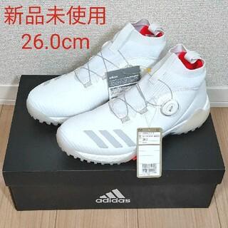 adidas - 【新品未使用】アディダス ゴルフシューズ コードカオス ボア EE9106