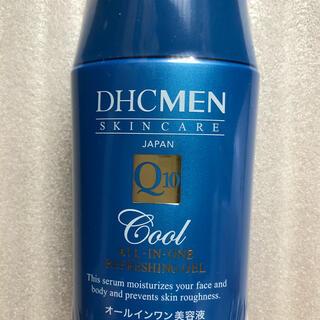 ディーエイチシー(DHC)のDHC  MEN  オールインワン リフレッシングジェル 顔 体用 美容液(オールインワン化粧品)