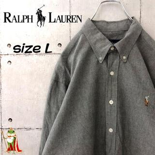 Ralph Lauren - 【激レア】90s ラルフローレン BDシャツ カラフルポニー