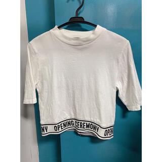 OPENING CEREMONY - オープニングセレモニー ロゴTシャツ