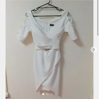 デイジー(Daisy)のデイジーコレクション ホワイトドレス9号 最終値下げ(ナイトドレス)