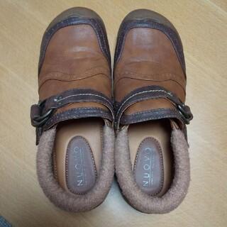 ホーキンス(HAWKINS)の【滑らない】ホーキンス 革靴 24.5センチ(ローファー/革靴)