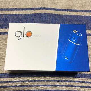 グロー(glo)のglo nano グローナノ 本体セット (タバコグッズ)