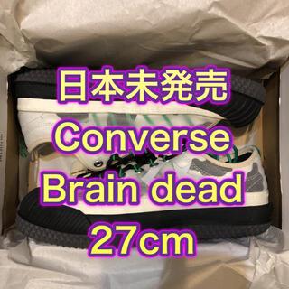 コンバース(CONVERSE)のコンバース ブレインデッド Bosey Ox 27cm(スニーカー)