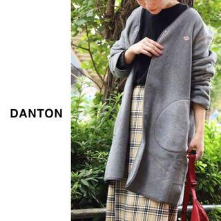DANTON - DANTON(ダントン)| ロングフリースブルゾン