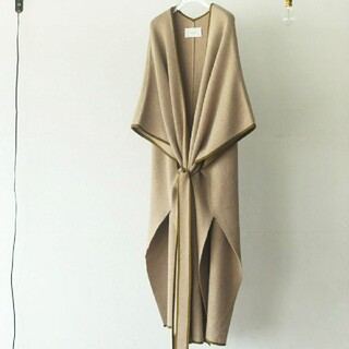 TODAYFUL - TODAYFUL Doubleface Knit Gown