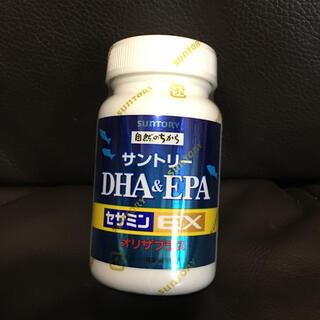 サントリー(サントリー)のサントリー自然のちから DHA&EPA+セサミンEX 120粒(その他)
