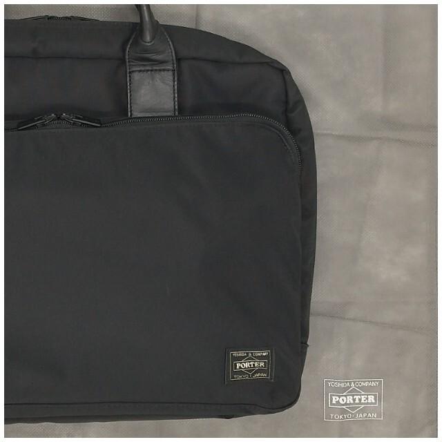 PORTER(ポーター)の*美品*【PORTER(TIME)】ビジネスバッグ商品番号655-06168 メンズのバッグ(ビジネスバッグ)の商品写真