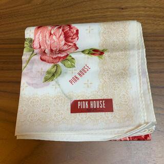 ピンクハウス(PINK HOUSE)のPINK HOUSE ハンカチ 新品(ハンカチ)