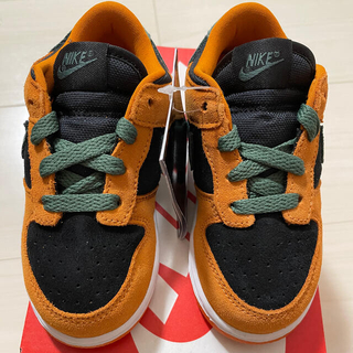 NIKE - 15cm NIKE DUNK LOW SP TD BABY ceramic