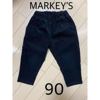 MARKEY'S - マーキーズ コーデュロイ 黒 90