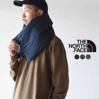 ザノースフェイス(THE NORTH FACE)のTHE NORTH FACE EXPLORE MUFFLER 新品 黒(マフラー)