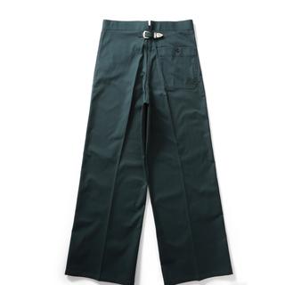 トーガ(TOGA)の【新品未使用タグ付き】TOGA virilis バックメタルベルト パンツ(スラックス)