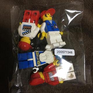 レゴ(Lego)のレゴ 人 4体(その他)