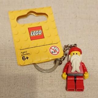 レゴ(Lego)の値下げ!!レゴ キーチェーン サンタクロース(その他)