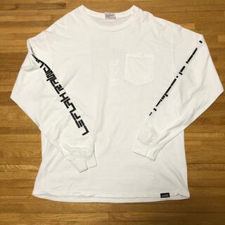 ワニマ(WANIMA)のレフラー ロンT Lサイズ(Tシャツ/カットソー(七分/長袖))