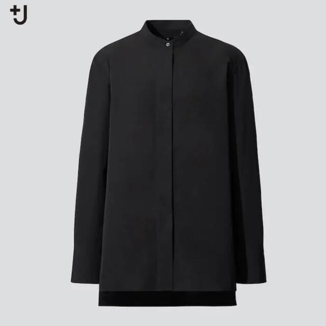 Jil Sander(ジルサンダー)のUNIQLO ユニクロ ジルサンダー +J シャツ オーバーサイズシャツ メンズのトップス(シャツ)の商品写真