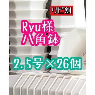 Ryu様 八角鉢(その他)