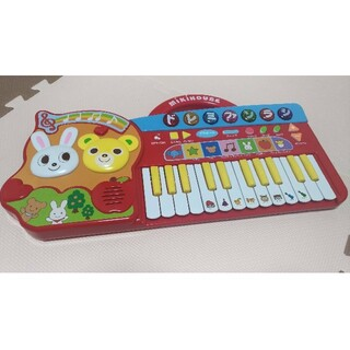 ミキハウス(mikihouse)のミキハウス ピアノ(楽器のおもちゃ)