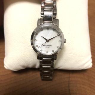 kate spade new york - kate spade  シルバー腕時計