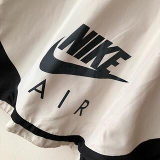 NIKE - 【グッドデザイン】NIKE AIR ビックロゴ 刺繍ロゴ ナイロンジャケット