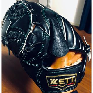 ゼット(ZETT)のプロステイタスオーダー 硬式用 左投げ 投手用(グローブ)