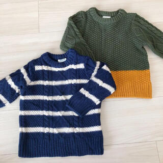 BREEZE - ブリーズ♡セーター♡2枚セット♡90サイズ