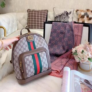 Gucci - 可愛 綺麗 😌😌😌極上美品!リュ.ック