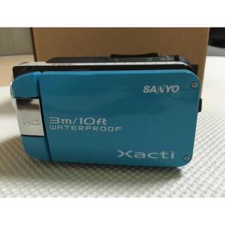 サンヨー(SANYO)のビデオカメラ  SANYO DMX-WH1E(L)(ビデオカメラ)