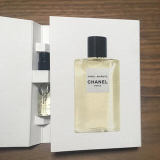 CHANEL - CHANEL パリビアリッツ 香水サンプルセット