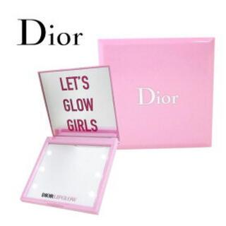 Dior - 【新品】Dior コンパクトミラー LEDライト付き