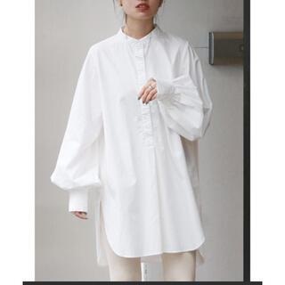 Ungrid - 新品アングリッドボリュームスリーブドレスシャツ