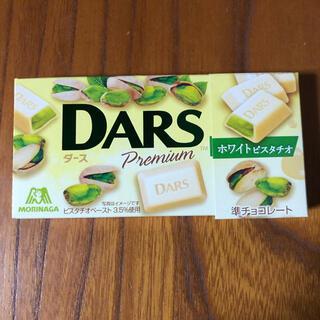 モリナガセイカ(森永製菓)のDARS  ダース プレミアム ホワイトピスタチオ(菓子/デザート)