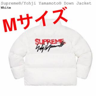 シュプリーム(Supreme)のSupreme®/Yohji Yamamoto® Down Jacket (ダウンジャケット)