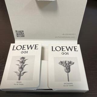 ロエベ(LOEWE)のロエベ香水 ロエベオードトワレ ウーマンマン(ユニセックス)