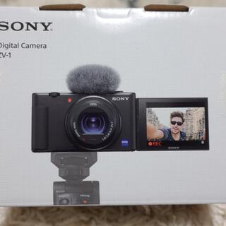 SONY - SONY ZV-1 新品未開封【保証約1年付き】