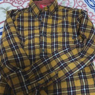 Supreme - Supreme Shadow Plaid Flannel Shirt