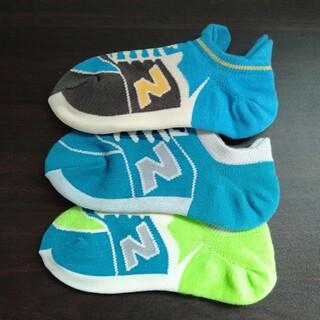 ニューバランス(New Balance)の6☆ニューバランス スニーカーソックス(靴下/タイツ)