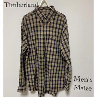 ティンバーランド(Timberland)のTimberland メンズ チェックシャツ Mサイズ(シャツ)